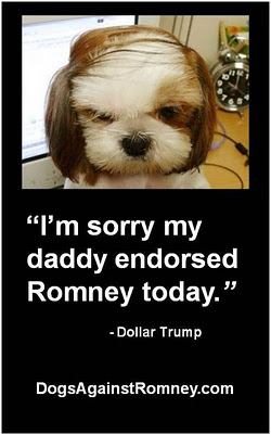 Purebred Breeders trump_dog_apology